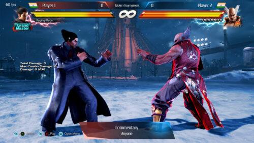TWT Tekken OBS Overlay